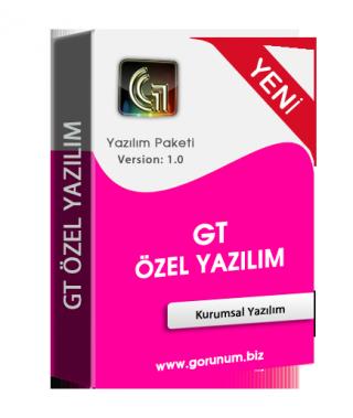 GT Özel Yazılım